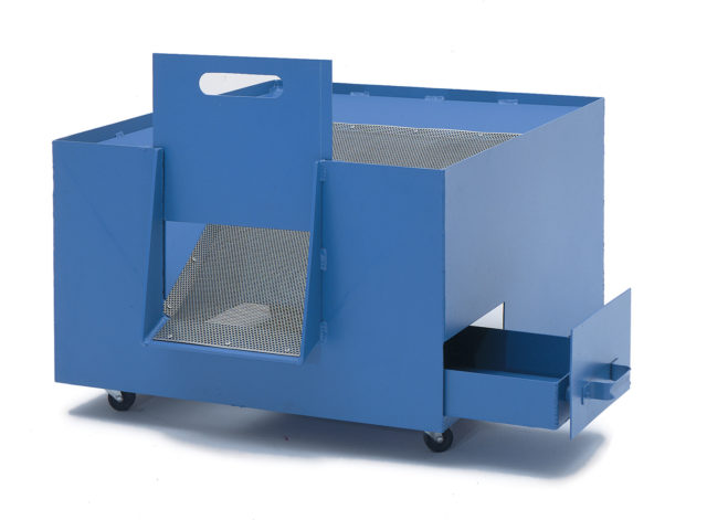 Cryogenic Systems & Parts Manual Unload Tray