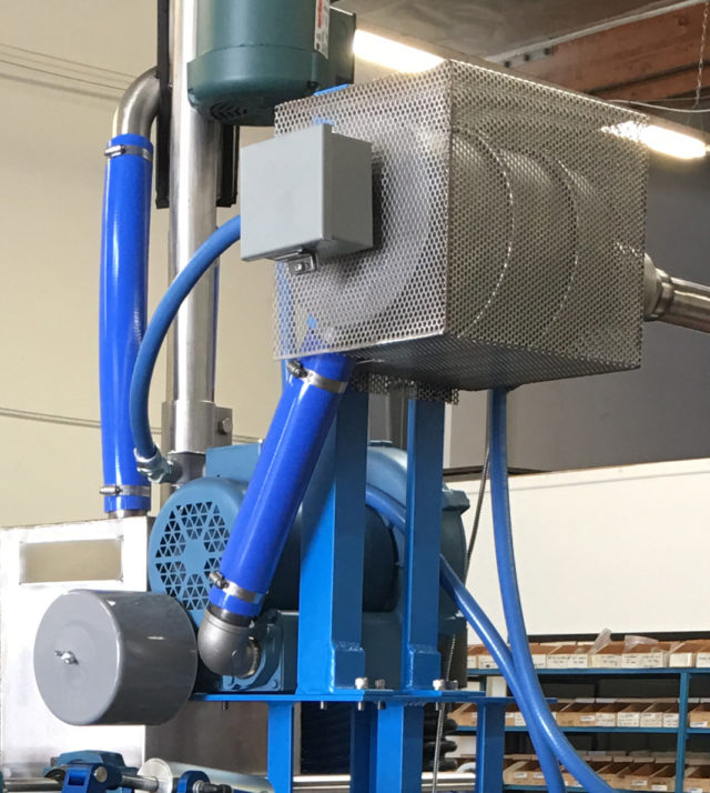 Cryogenic Systems & Parts On-Board Dryer