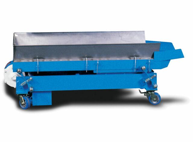 Cryogenic Systems & Parts Vibratory Unload Tray