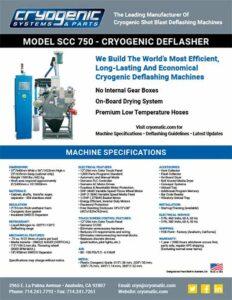 SCC 750 TECHNICAL DATA SHEET (PDF)